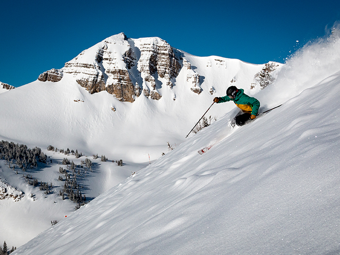 Liberty Skis Origin 96 All-Mountain, All-Terrain, and Powder Ski
