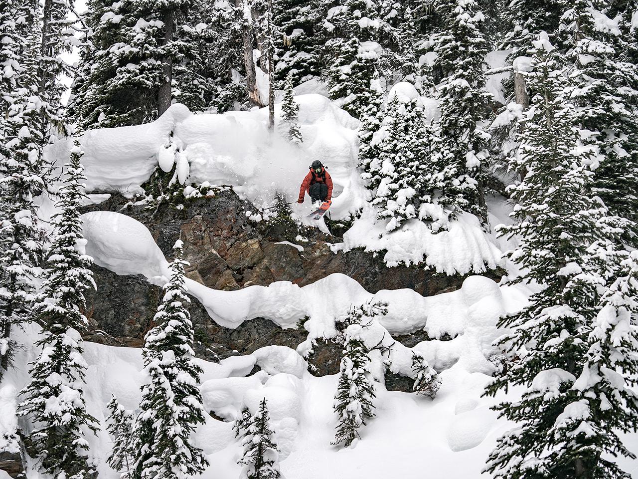 Liberty Skis Origin 112 Freeride, Backcountry, and Powder Ski