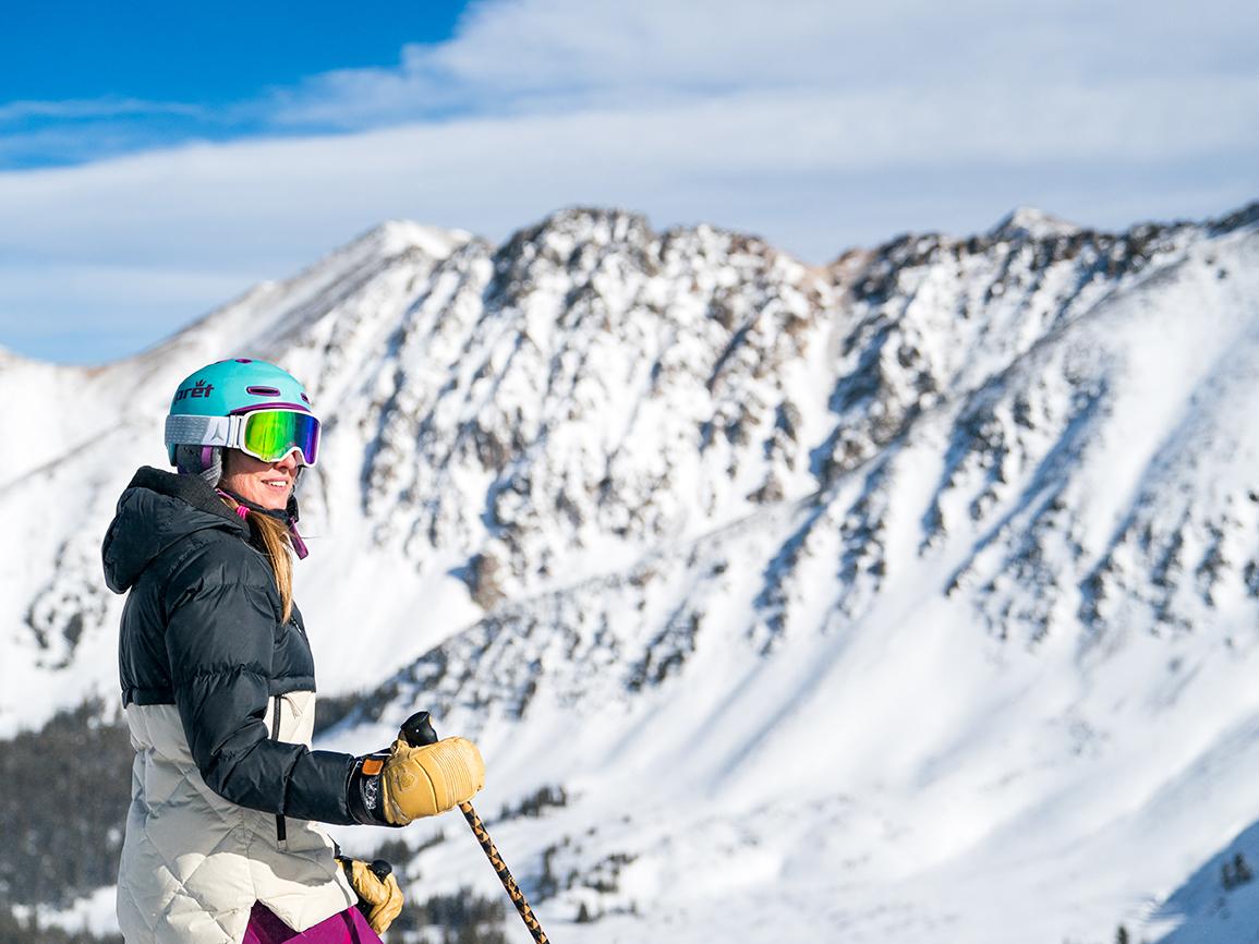 Liberty Skis Genesis 90 Women's All-Terrain and All-Mountain Ski