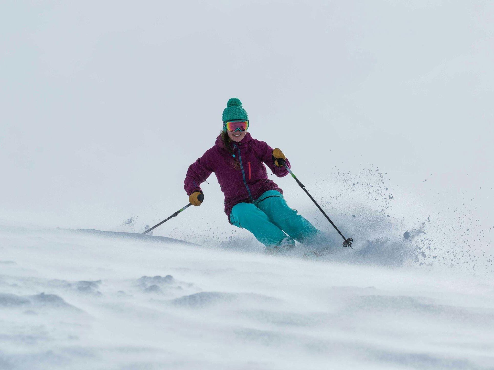 Liberty Skis Variant80W Women's Frontside, All Mountain, and Carving Ski