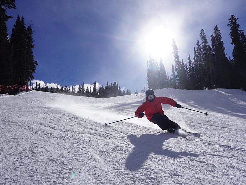 Liberty Skis V-Series V76 Carving, Frontside, and All-Mountain Ski