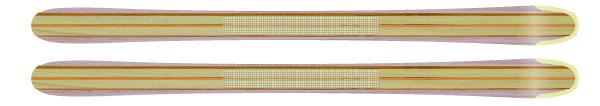 Liberty Skis Core Profile X-Core