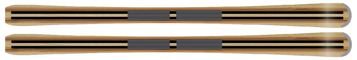 Liberty Skis Core Profile VMT