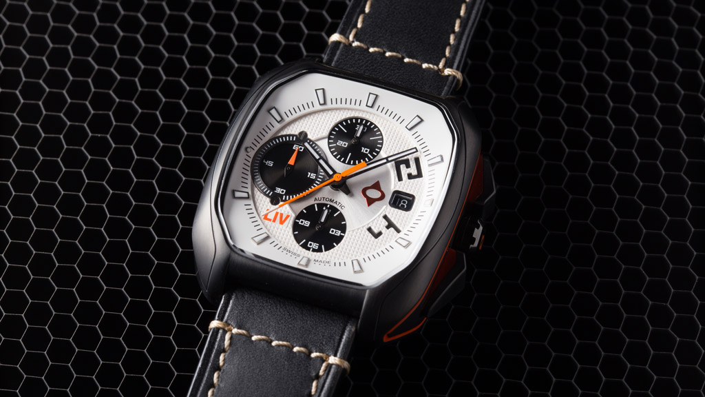 liv watches 22mm french classic leather
