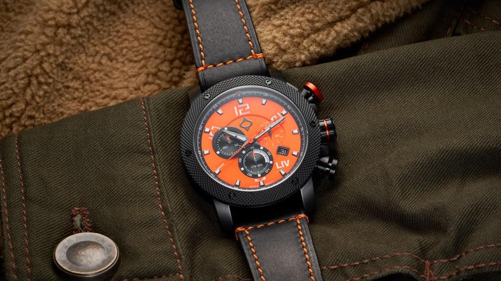 LIV Watches 1210.45.116