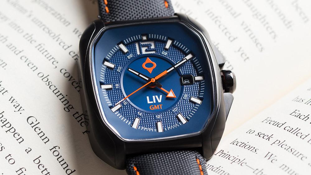 LIV Watches 4110.49.40