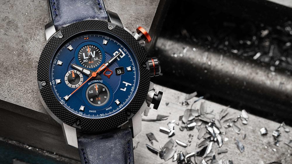 LIV Watches 1420.46.40