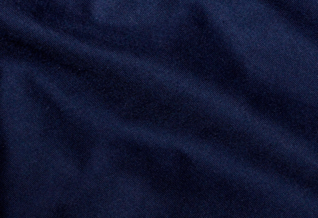 détail tissu t-shirt loom