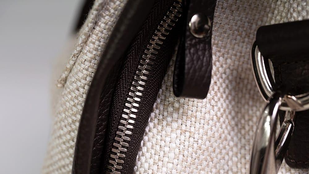 Borsa Weekender con porta abiti da viaggio   Garment Weekender Bag   Travel Garment Bag   LUDOVICO MARABOTTO