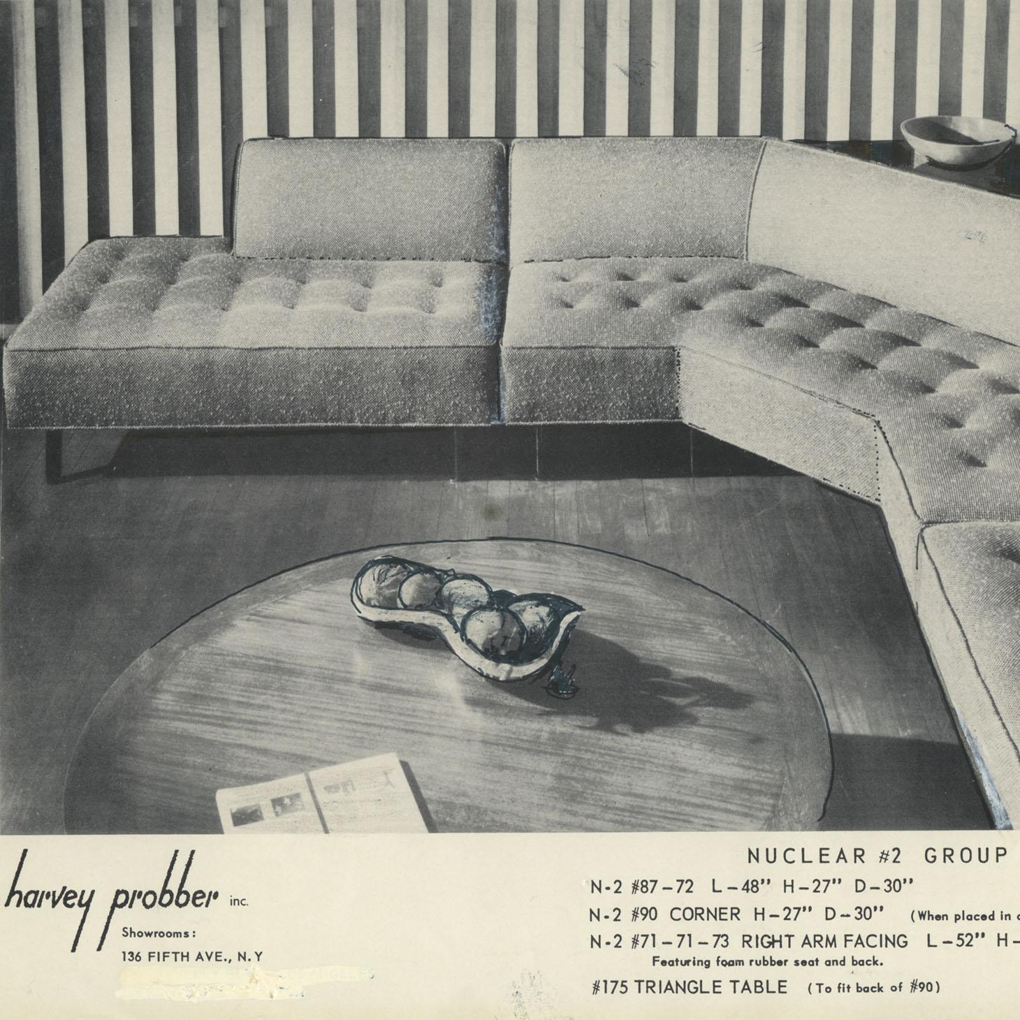 Vintage Nuclear Set advertisement