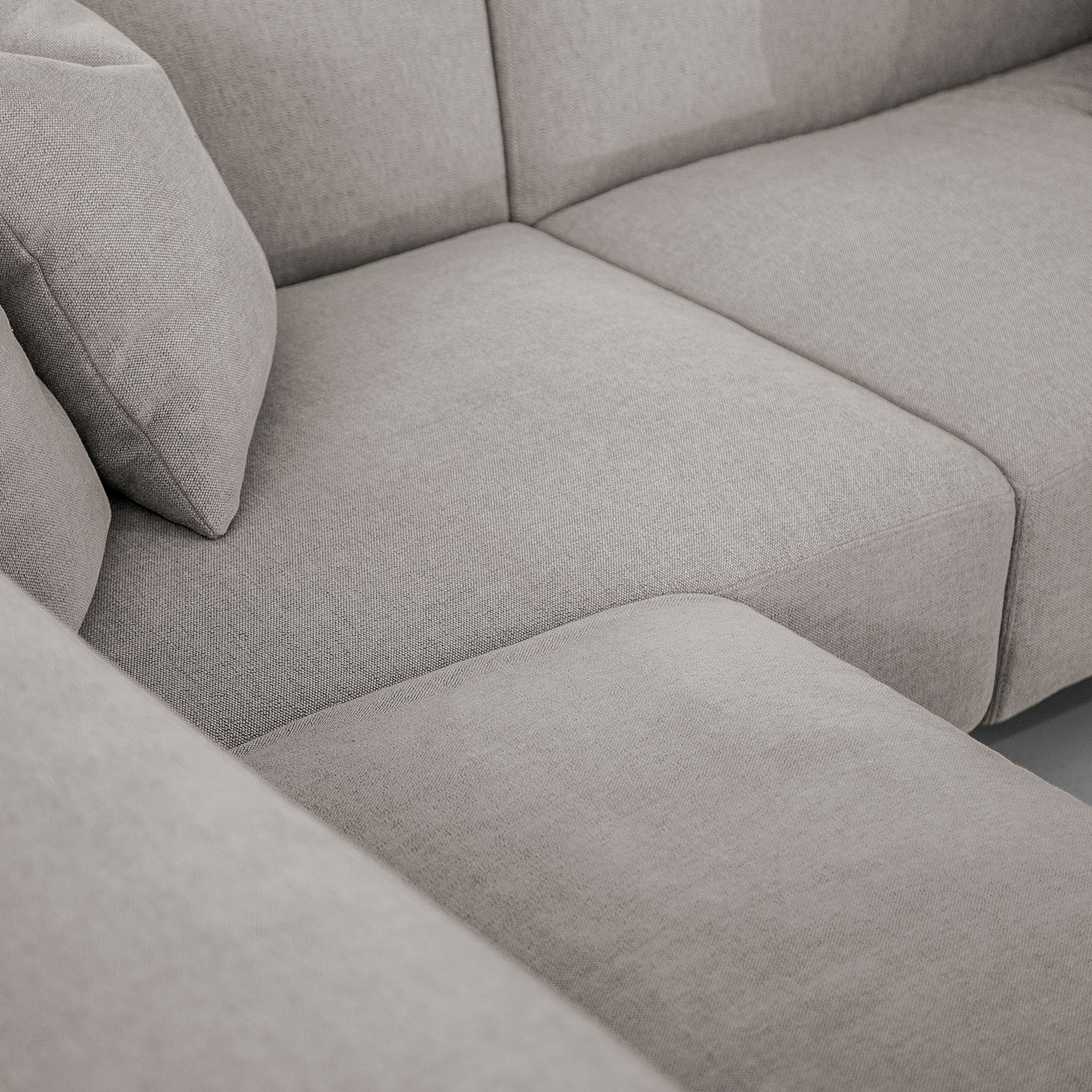 Endless sofa detail