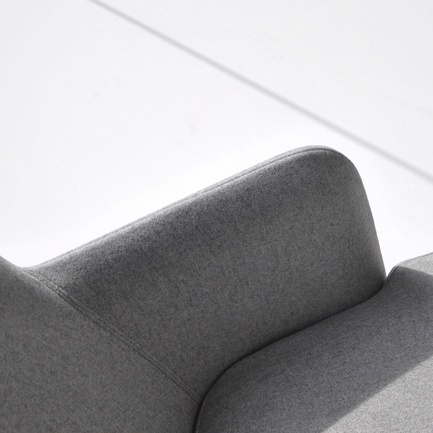 My Turn lounge chair detail