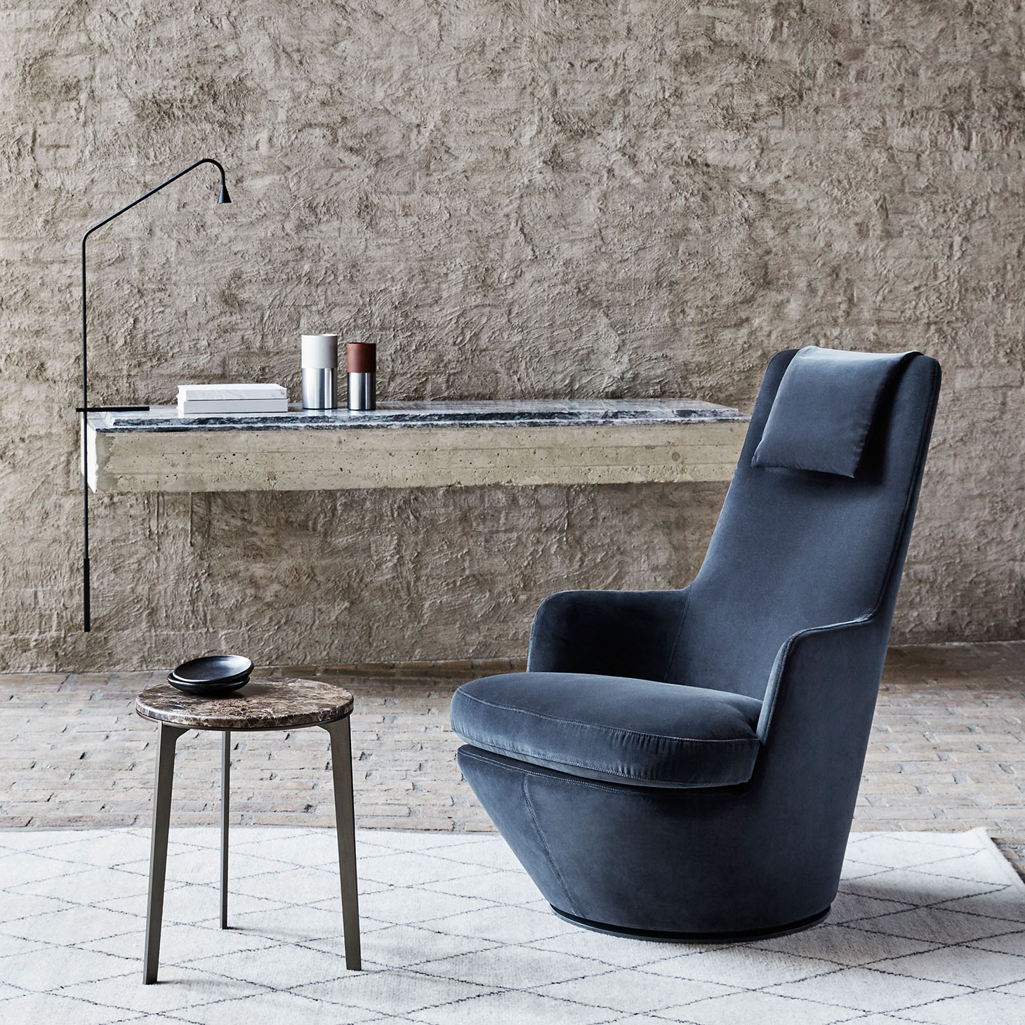 Hi Turn lounge chair
