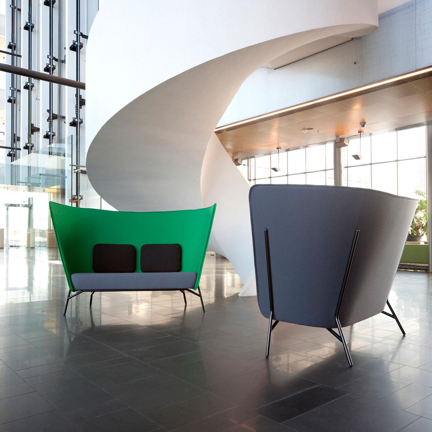 Aurora Sofa by Mikko Laakkonen for Inno