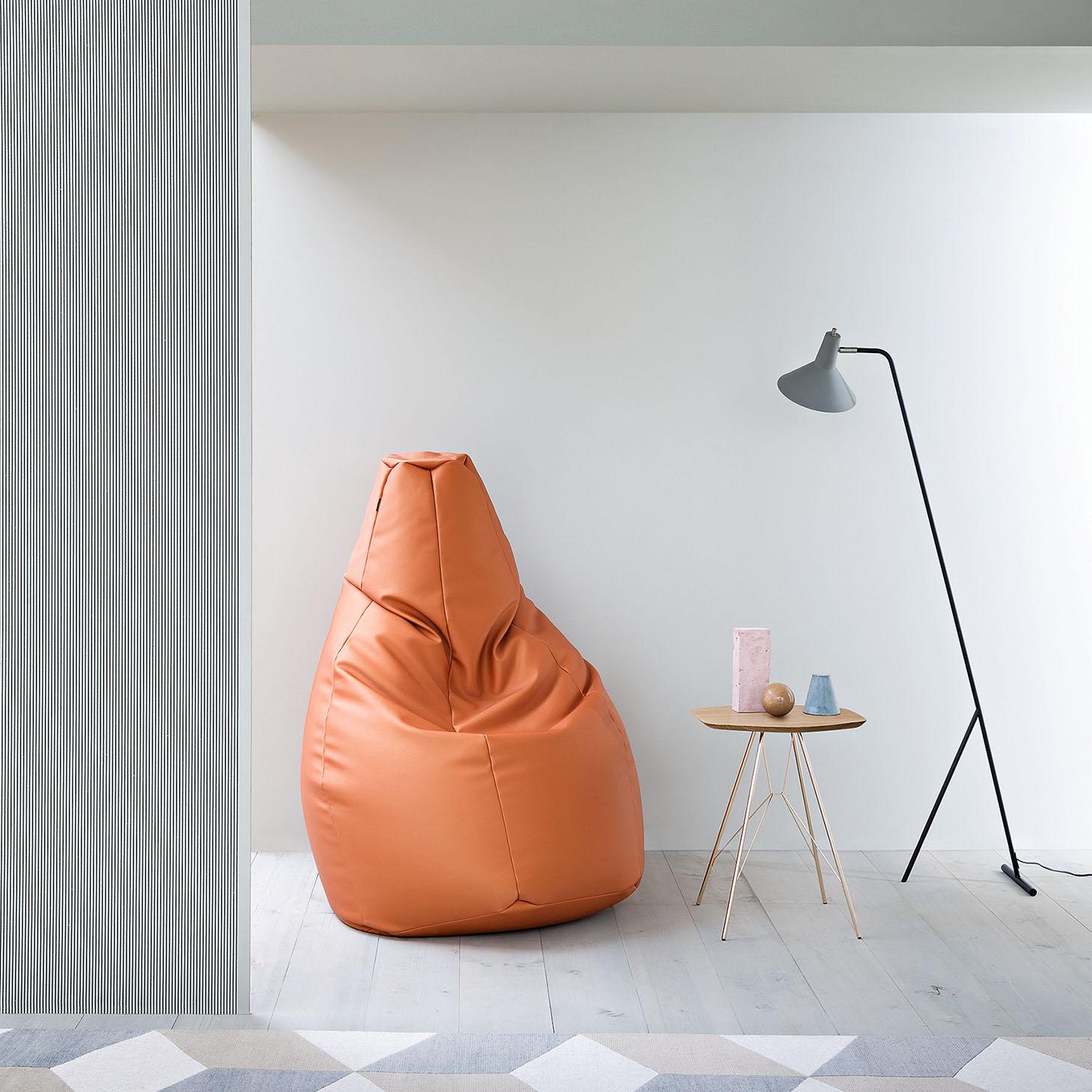 Sacco Easy Chair Indoor orange