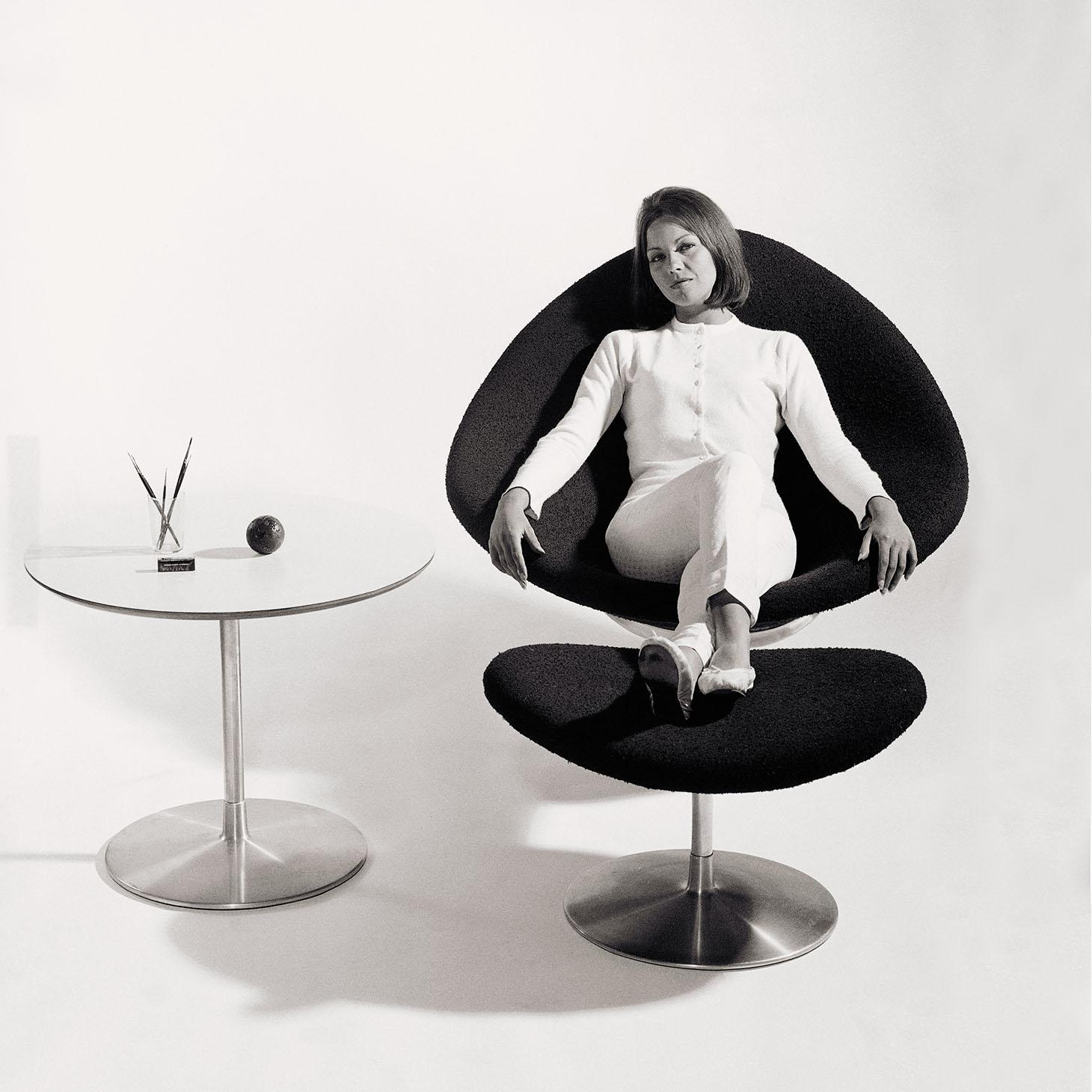 Globe Lounge Chair Vintage