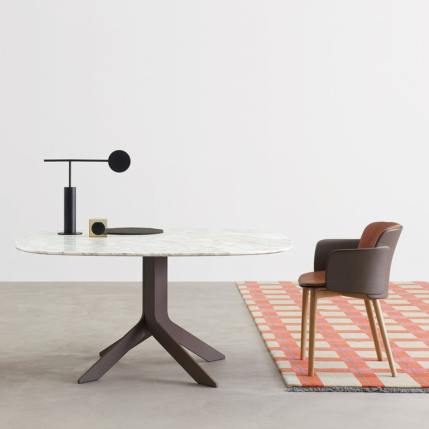 Iblea Table - Marble Top