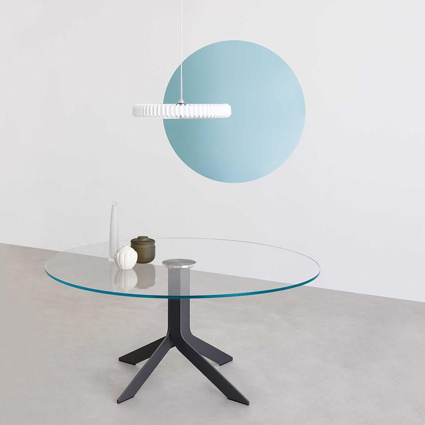 Iblea Table - Glass Top