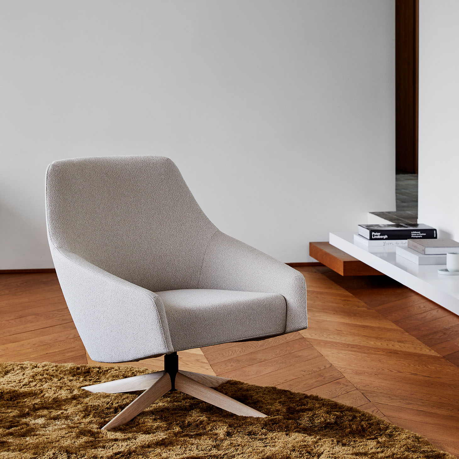 Puk Low Lounge Chair