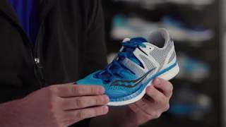 Gear Guide: Saucony Liberty ISO