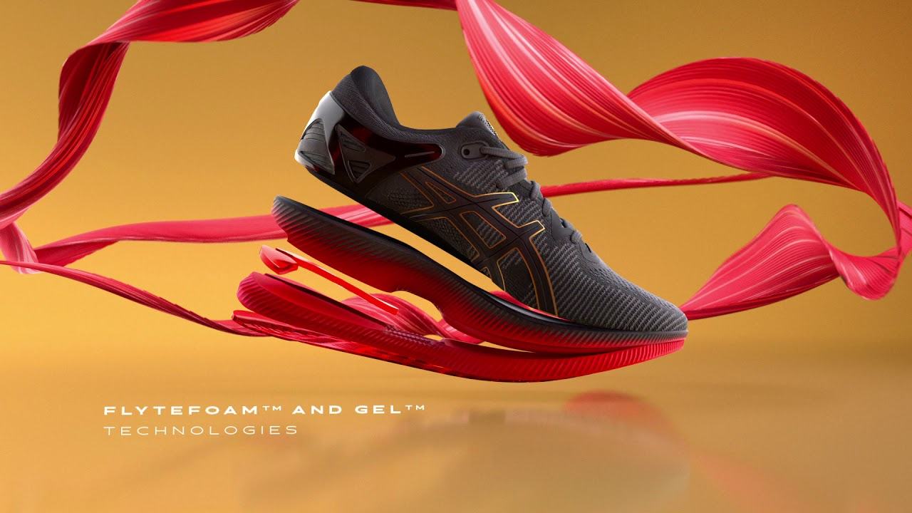 ASICS | METARIDE™ | INNOVATION IN MOTION