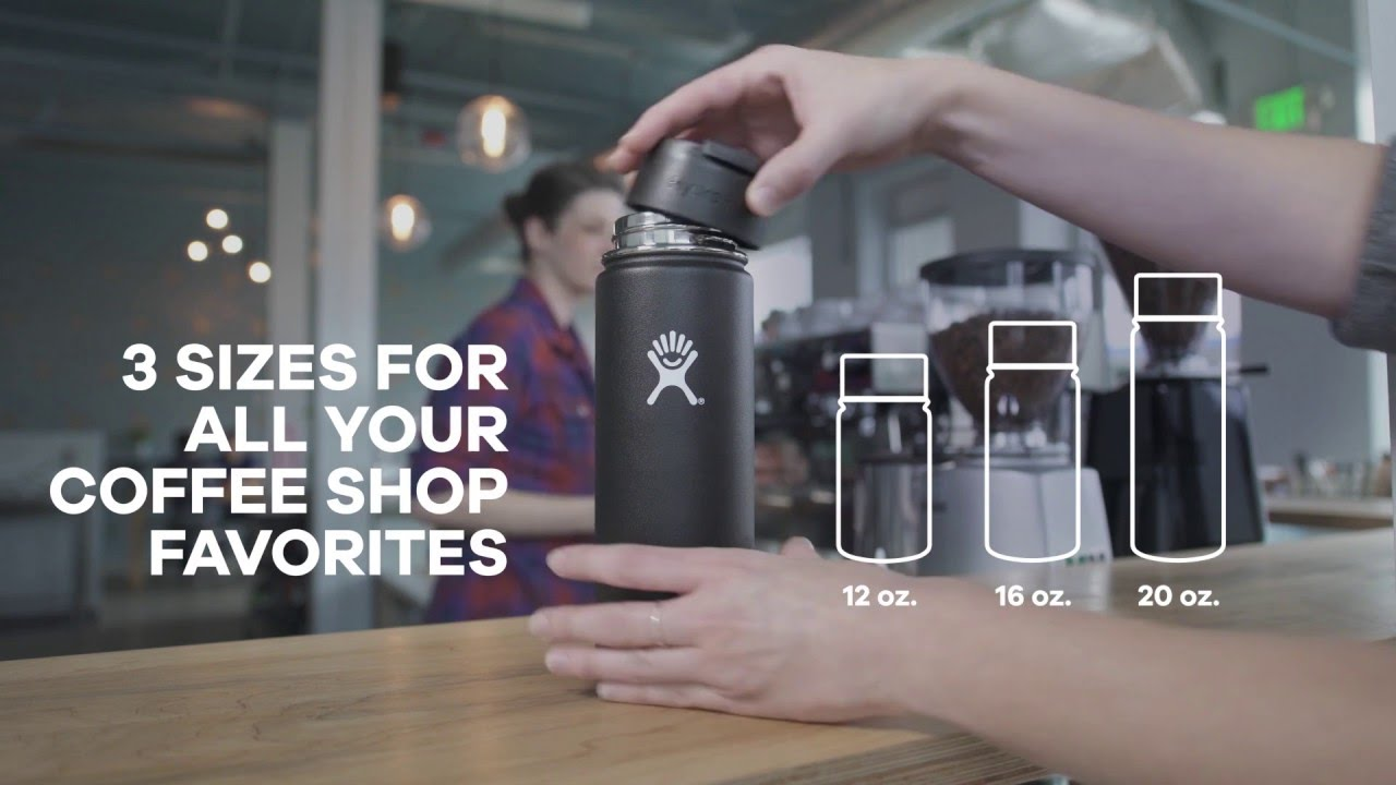 Hydro Flask Coffee Collection