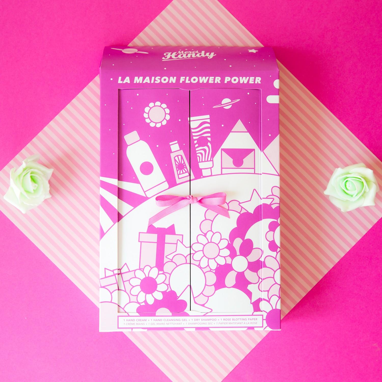 La casa Flower Power
