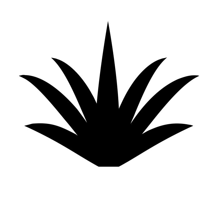 Gel - Aloe vera (natural): Emollient, makes hands soft
