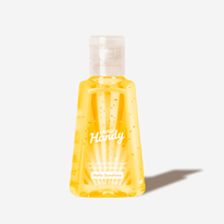 hand cleansing gel hello sunshine