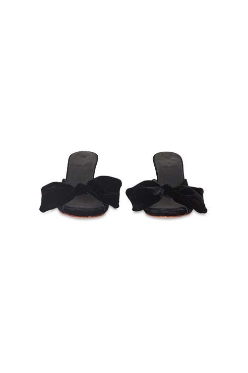 MLM LABEL BOW MULES