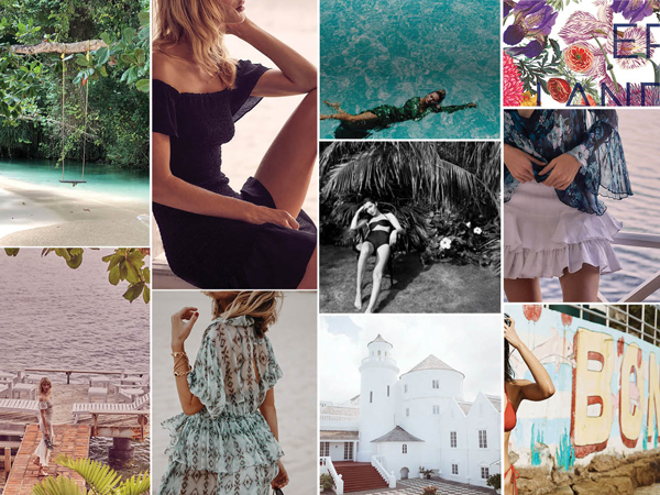 MLM LABEL RESORT 19 BLUE LAGOON MOODBOARD