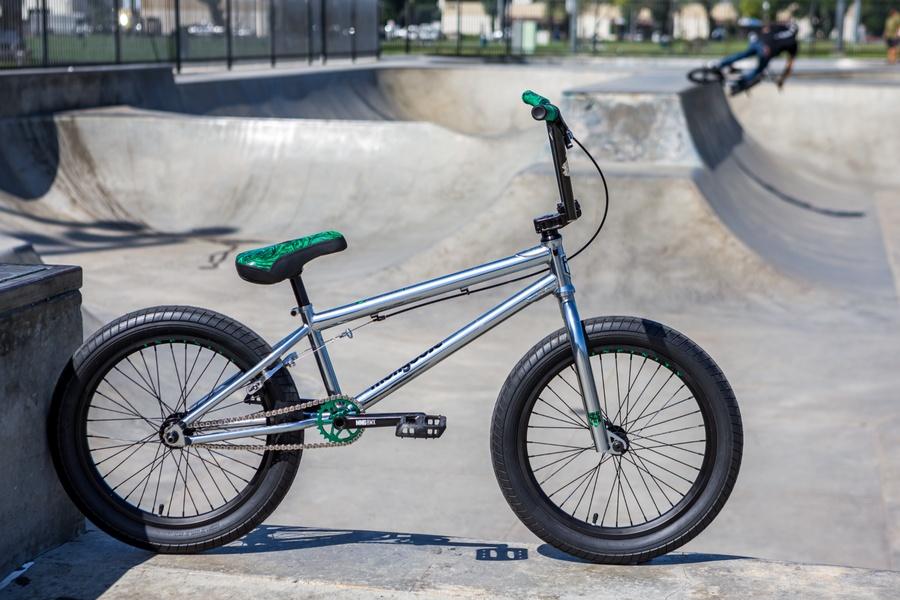 L500 freestyle BMX bike