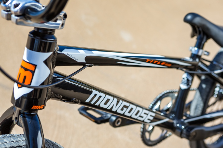 Mongoose 2020 Title Elite BMX race bike