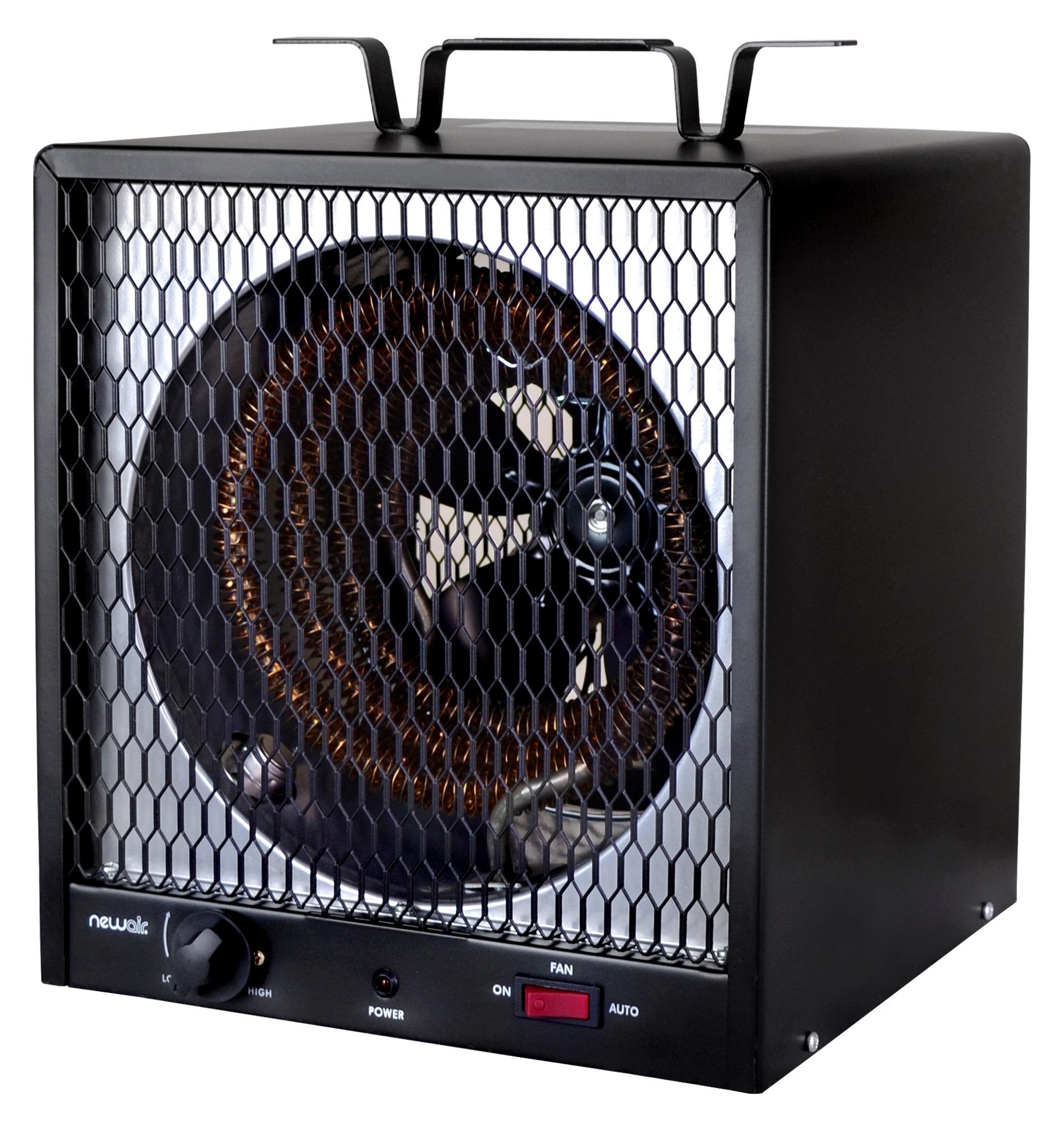 Open Box Newair G56 Garage Heater 800 Sq Ft Portable