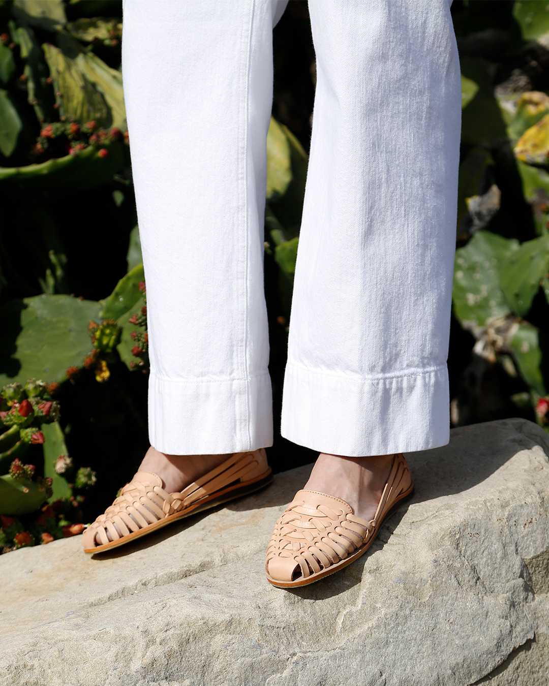 a6fe0977c1d2 Nisolo Women s Ecuador Huarache Sandal Natural