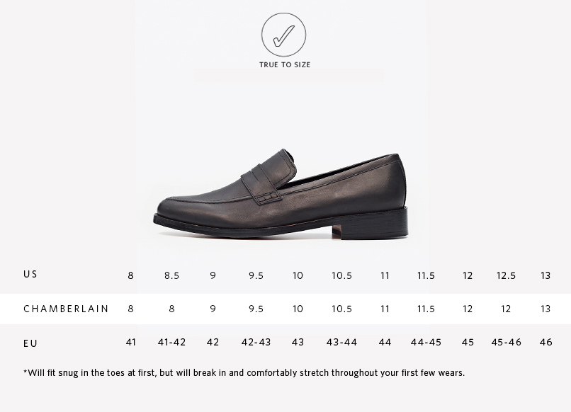 7508846b24c Based on your feedback we have made several recent improvements to the Chamberlain  Penny Loafer
