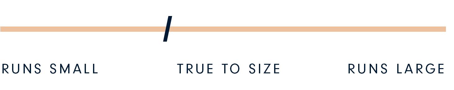 Of Mercer Hudson Dress Fit Scale