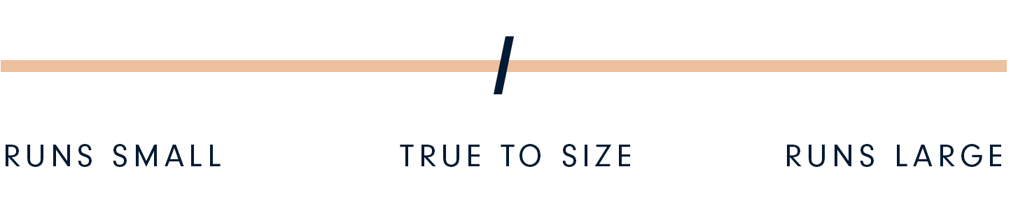 Of Mercer | Riverside Dress | Fit Scale