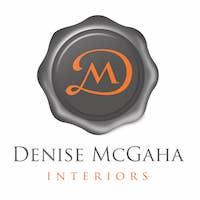Denise McGaha Interiors Logo