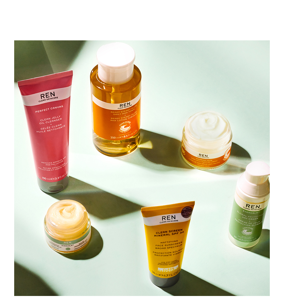 Who is REN Clean Skincare?