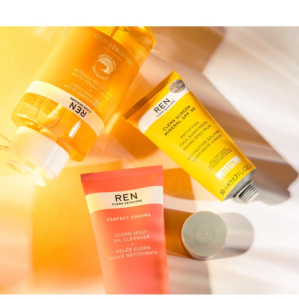 5 benefits of sunscreen.
