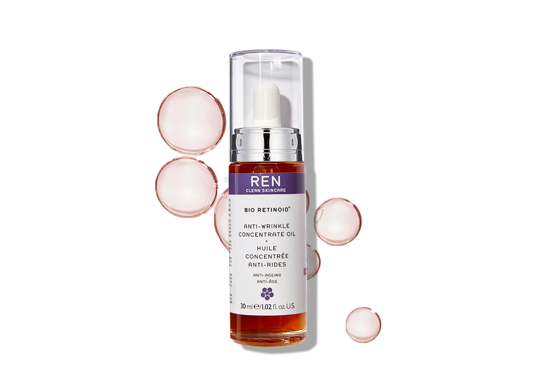 Retinol results without the irritation.
