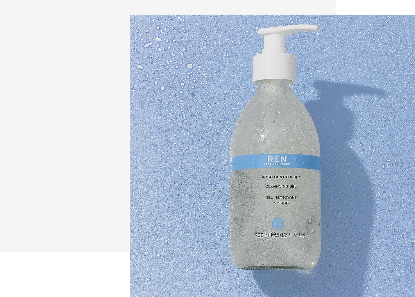 The refillable future of skincare.