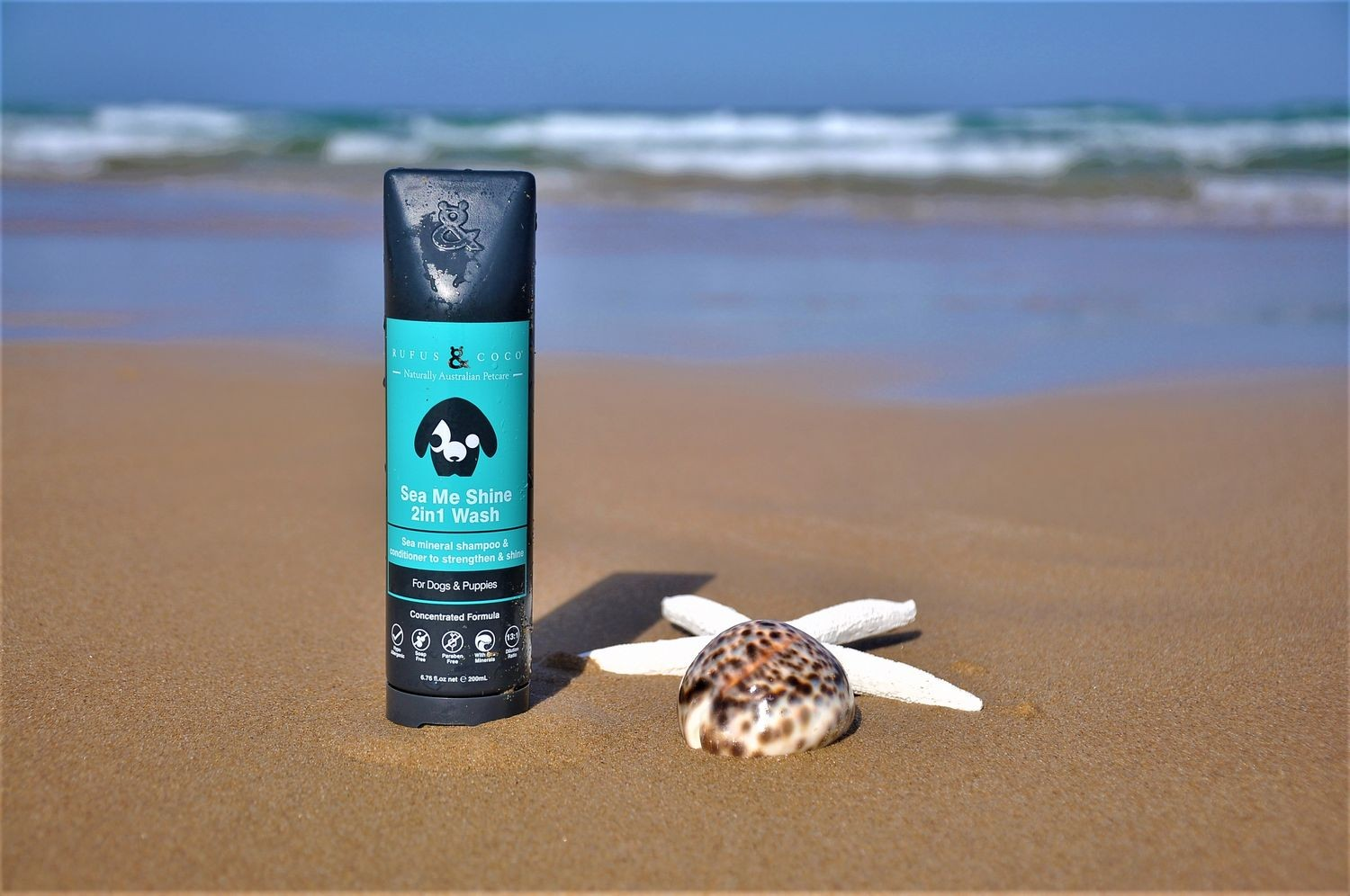 Sea Mineral Shampoo for Dogs