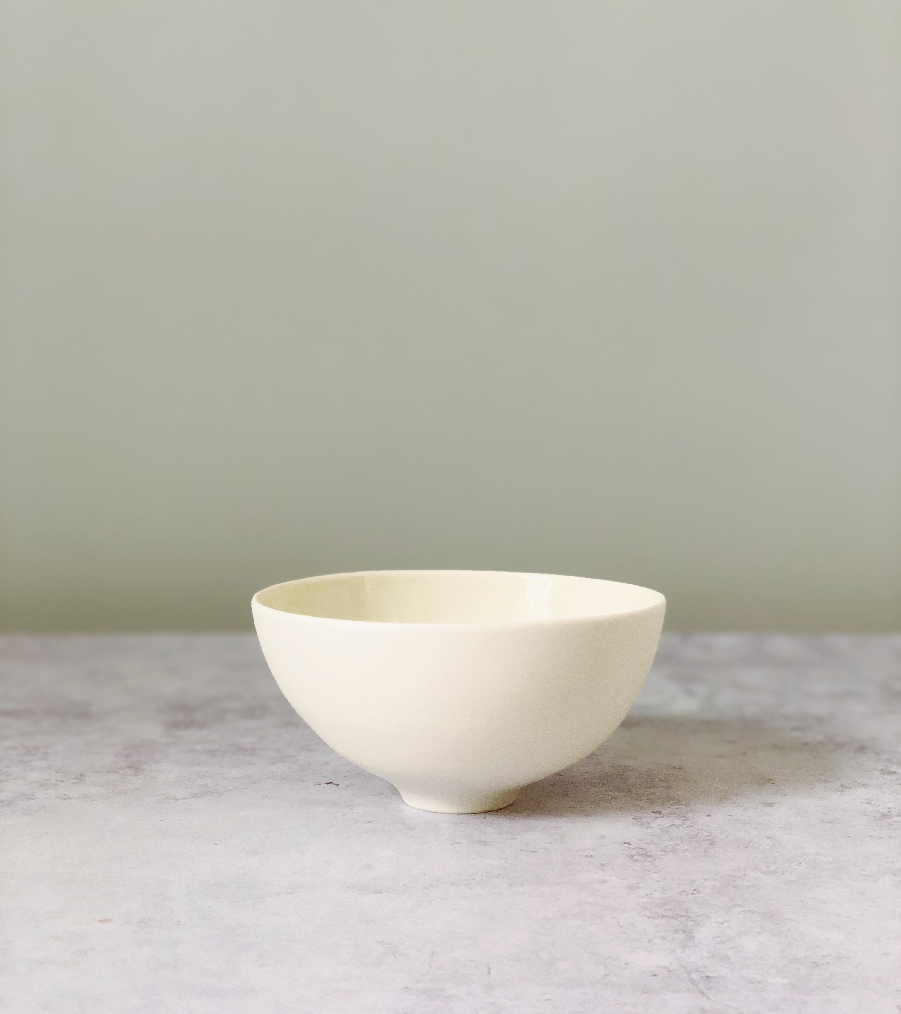 Matcha Cup - Porcelain Chawan