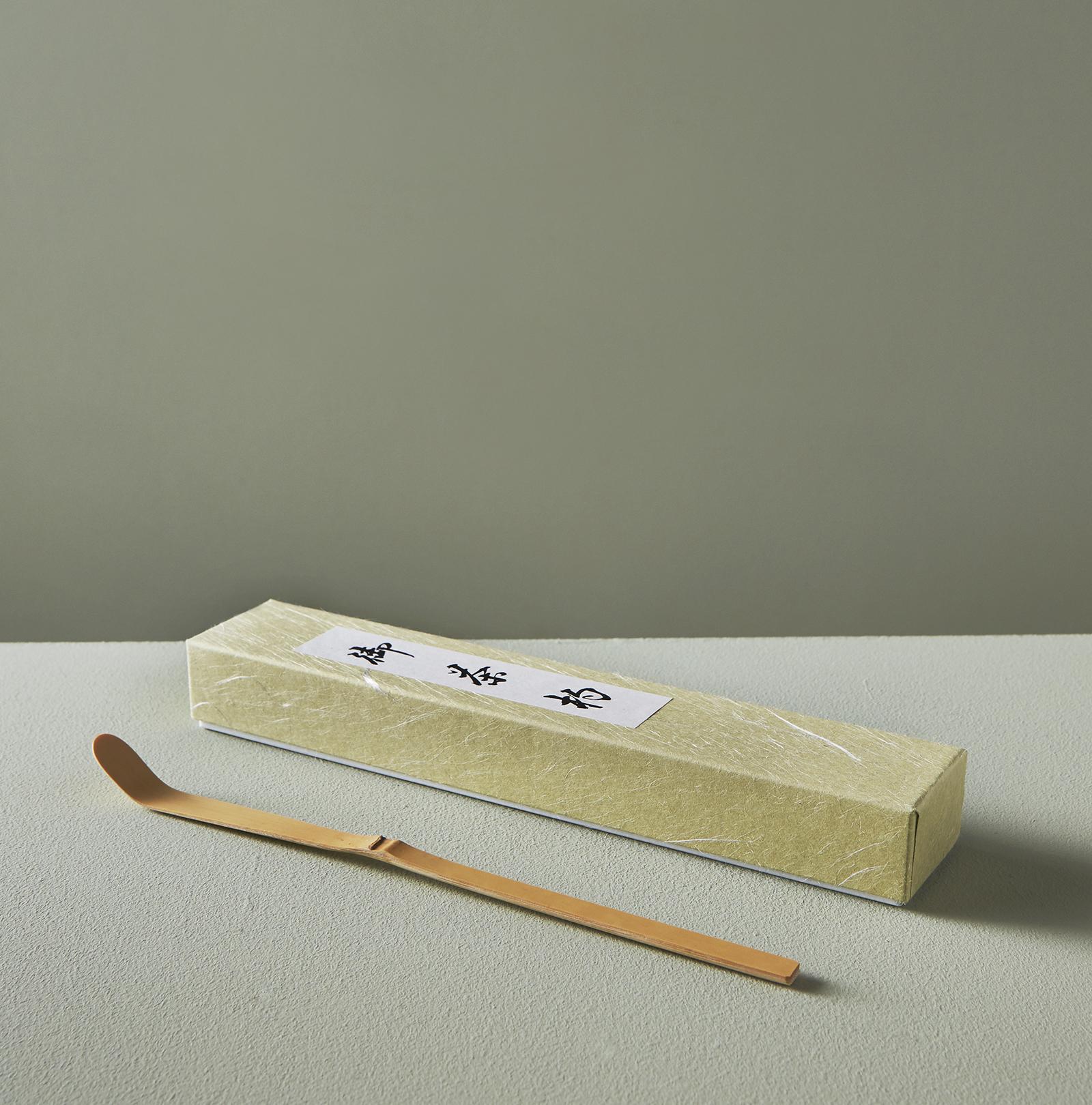Chashaku Bamboo Matcha Spoon