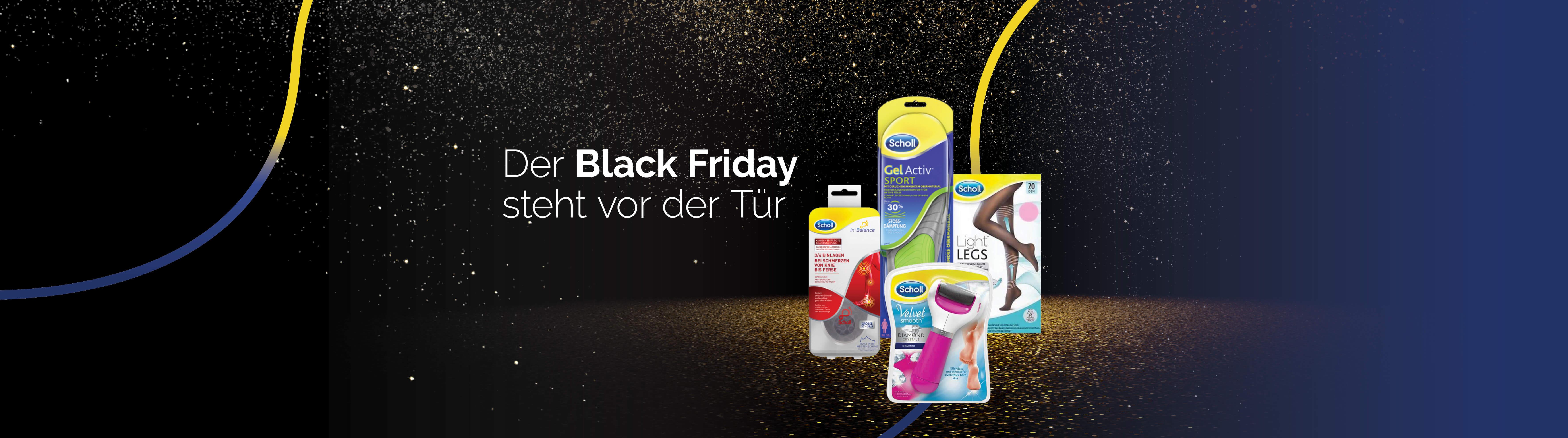 Scholl DE - Black Friday