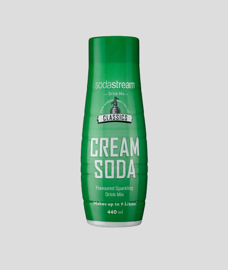 סודהסטרים sodastream קרם סודה - 440 מ