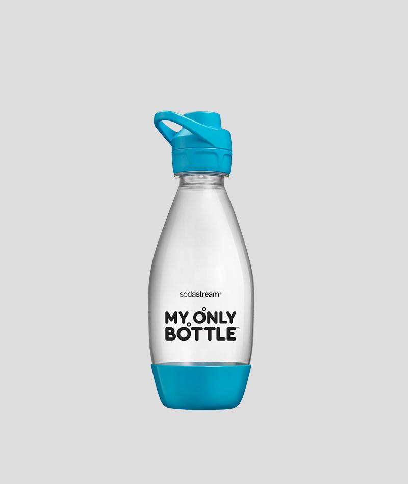 בקבוק אישי ספורט (0.5 ליטר) - מתאים למדיח