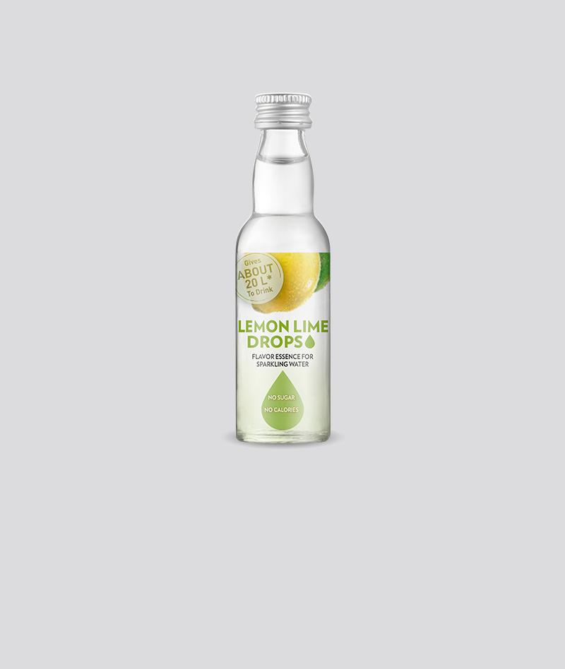 Fruit Drops Citron Lime